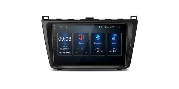MAZDA | Mazda6 | Android 10 | Quad-Core | 2GB RAM & 16GB ROM | PST90M6M
