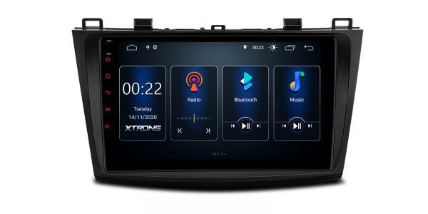 Mazda 3 | Haupteinheit | Integrierter DSP | Android 10 | 2GB RAM & 16GB ROM | PST90NM3M