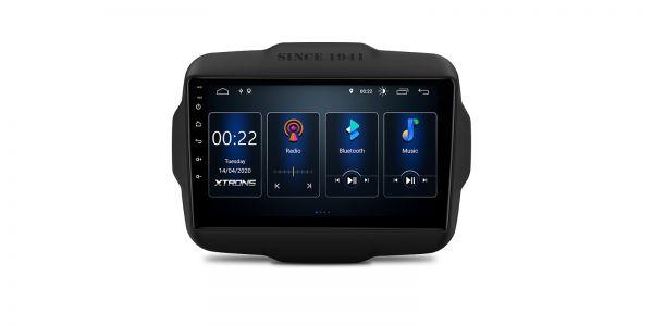 Jeep | Renegade | Android 10 | Quad-Core | 2GB RAM & 16GB ROM | PST90RGJ