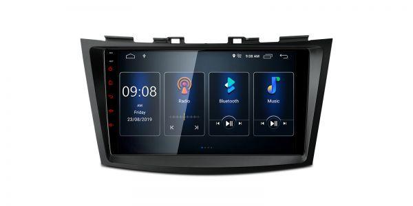 Suzuki | Swift / Ertiga | Android 10 | Quad-Core | 2GB RAM & 16GB ROM | PST90SZK