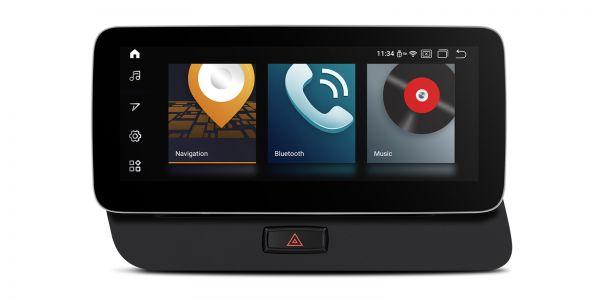 Audi | Q5 | Android 10 | Qualcomm | Octa Core | 4GB RAM & 64GB ROM | QA10Q5C_LS
