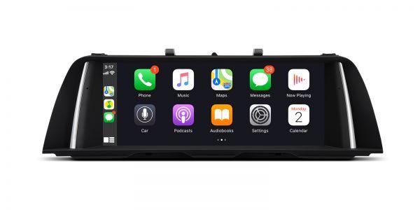 BMW | 5-Serie | Android 10 | Qualcomm | Octa Core | 4GB RAM & 64GB ROM | QB10FVCIS