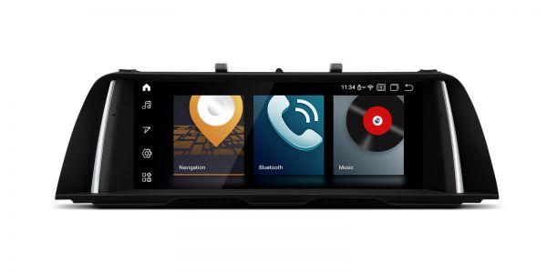 BMW | 5er | Android 10 | Qualcomm | Octa-Core | 4GB RAM & 64GB ROM | QB10FVNB