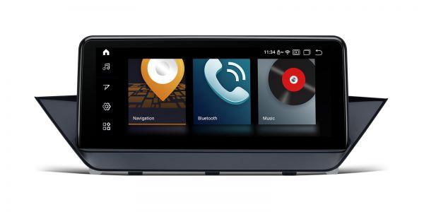 BMW | X1 | Android 10 | Qualcomm | Octa-Core | 4GB RAM & 64GB ROM | QB10X1CI