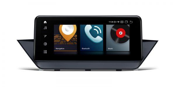 BMW | X1 | Android 10 | Qualcomm | Octa Core | 4GB RAM & 64GB ROM | QB10X1UNS