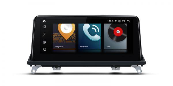 BMW | Verschiedene | Android 10 | Qualcomm | Octa-Core | 4GB RAM & 64GB ROM | QB10X5CI