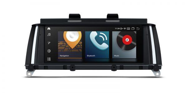 BMW | X3 | Android 10 | Qualcomm | Octa-Core | 4GB RAM & 64GB ROM | QB80X3CI