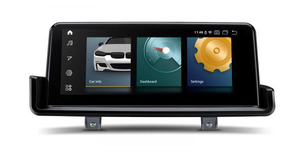 BMW | Android 10 | Qualcomm Quad-Core | 2GB RAM & 32GB ROM | Voll laminierter Bildschirm | QCB1090UN_L
