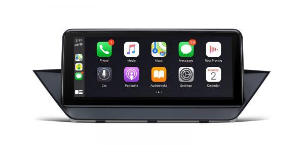 BMW | X1 | Android 10 | Qualcomm Quad Core | 2GB RAM & 32GB ROM | Integriertes CarPlay & Android Auto | QCB10X1UNS