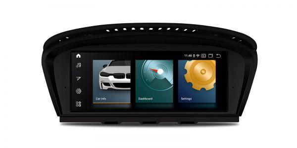 BMW | Android 10 | Qualcomm Quad Core | 2GB RAM & 32GB ROM | Integriert CarPlay/Android Auto | QCB8060CCS