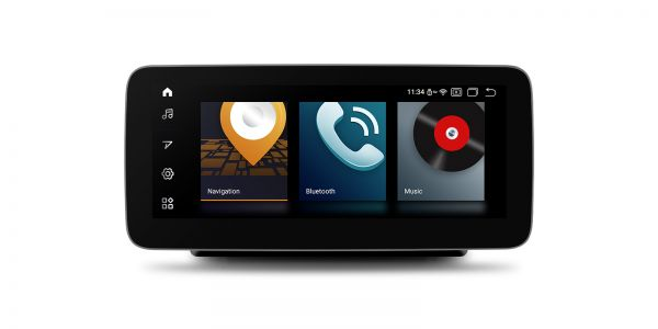 Mercedes-Benz   C-Klasse/GLC-Klasse/V-Klasse   Android 10   Qualcomm   Quad-Core   2GB RAM &32GB ROM   QCM1050CS