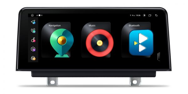 BMW | 3 / 4 Serie | Android 10 | Octa Core | 4GB RAM & 128GB ROM | QFB10NBTH