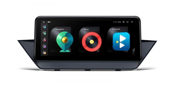 BMW | X1 E84| Android 10 | Octa Core | 4GB RAM & 128GB ROM | Integrierte 4G-Lösung | QFB10X1UN