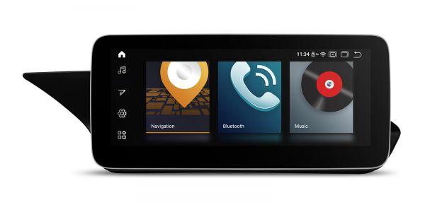 Mercedes-Benz | E-Klasse| Android 10 | Qualcomm | Octa-Core | 4GB RAM & 64GB ROM | QM1045E_LS