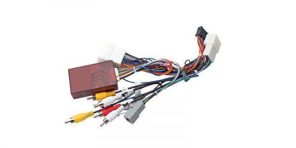 Mitsubishi | ISO-Kabelbaum | AK/PR18LSML/RF02