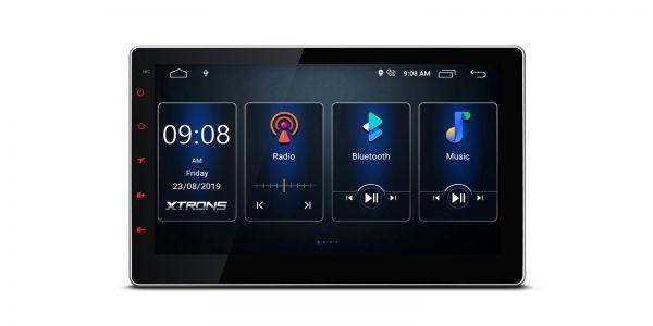 Doppel-DIN | Android 10 | Quad-Core | 2GB RAM & 16GB ROM | TSD100L