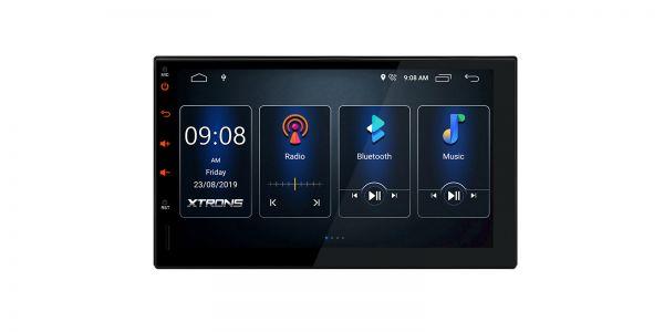 Doppel-DIN | Android 10 | Quad-Core | 2GB RAM & 16GB ROM | TSD700L