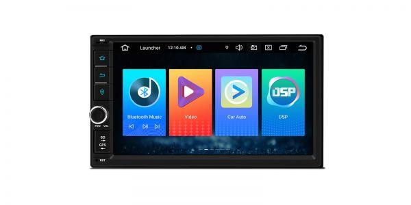 Universal | Doppel-Din | Android 10 | Quad-Core |2GB RAM & 32GB ROM | TSF701L