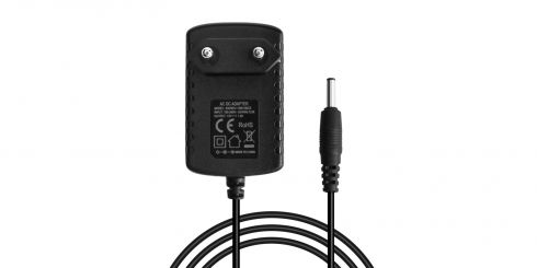 EU 2 Pin Power Supply AC/DC Adapter | AC06