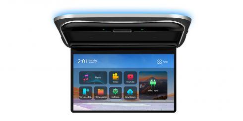 12,5 Zoll   Octa-Core   2GB RAM & 16GB ROM   IPS-Bildschirm   Dachmontierter Android-Player   CM125A