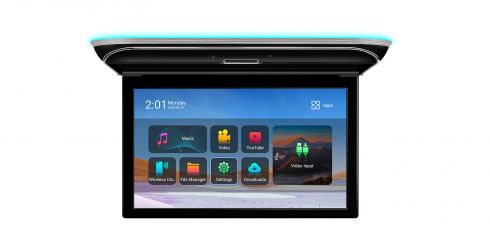 15,6 Zoll | Octa-Core | 2GB RAM & 16GB ROM | Touchscreen | Android-Overhead-Player | CM158TA