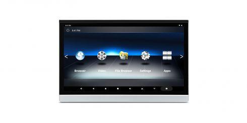 "12.5"" |  Octa-Core | 2GB RAM & 16GB ROM | Touchscreen  | Android 10 |Kopfstützen-Player | HM125AS"