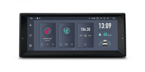 BMW   X5 E53   Android 10   Hexa-Core   4GB RAM & 64GB ROM   HD-Ausgang   PQS1053BL