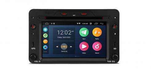 Alfa Romeo | Verschiedene | Android 10 | Quad Core | 2GB RAM & 32GB ROM | PSA60ARA