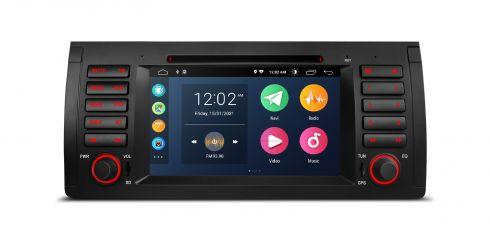 BMW | X5 E53| Android 10 | Quad Core | 2GB RAM & 32GB ROM | PSA7053B