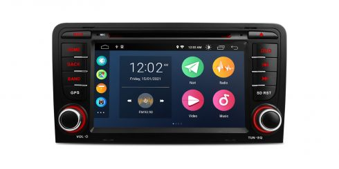Audi | A3 / S3 / RS3 | Android 10 | Quad Core | 2GB RAM & 32GB ROM | PSA70AA3