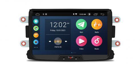 Dacia & Renault   Verschiedenes  Android 10   Quad Core   2GB RAM & 32GB ROM   PSA80DCRL