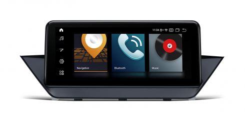 BMW | X1 | Android 10 | Qualcomm | Octa-Core | 4GB RAM & 64GB ROM | QB10X1UN