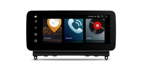 Mercedes-Benz  C-Klasse  Android 10   Qualcomm   Quad-Core   2GB RAM & 32GB ROM   QCM1040CS