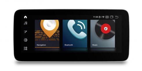 Mercedes-Benz   Verschiedene   Android 10   Qualcomm   Quad-Core   2GB RAM & 32GB ROM  QCM1050AS