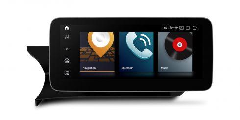 Mercedes-Benz  C-Klasse  Android 10   Qualcomm   Octa Core   4GB RAM & 64GB ROM   QM1045C_LS