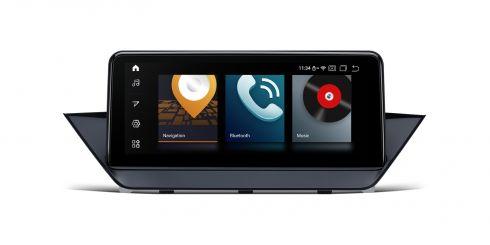 BMW   X1   Android 10   Qualcomm   Octa Core   4GB RAM & 64GB ROM   QSB10X1UN