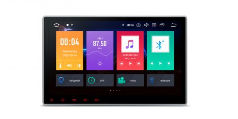 Doppel-DIN | Android 10 | Octa-Core | 2GB RAM & 32GB ROM | TBE100