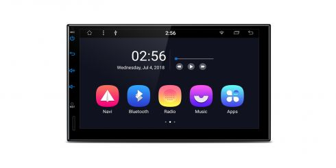 Double DIN | Android 9.0| Octa Core | 2GB RAM & 32GB ROM | TM709L