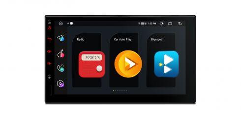 Universal   Doppel-DIN   Android 10   Octa Core   4GB RAM & 64GB ROM   Integrierte 4G-Lösung   TMA701L