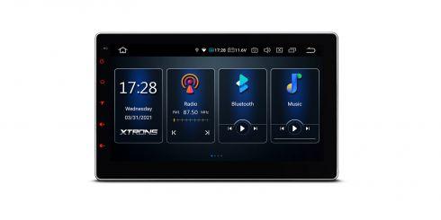 Doppel-DIN   Android 10   Quad-Core   Cortex A35   2GB RAM 32GB ROM   TSN100LS